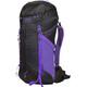 Bergans Helium 40 rugzak Dames violet/zwart